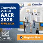 Crown Bioscience เป็นเจ้าภาพจัดงานประชุมและจัดแสดงสินค้า AACR 2020 เสมือนจริงอันล้ำสมัย