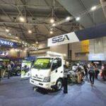 SEA Electric ขยายตัวสู่การดำเนินธุรกิจทั่วโลกด้วยทีมบริหารจัดการระดับโลกที่เพิ่มขึ้นและการจัดแสดงสินค้าอย่างแข็งแกร่งในงาน Brisbane Truck Show